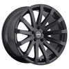 Image of MRR HR9 MATTE BLACK wheel