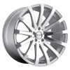Image of MRR HR9 SILVER wheel