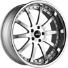 Image of VERTINI MILANO MATTE SILVER wheel