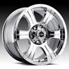 Image of VISION OFFROAD ASSASSIN CHROME wheel