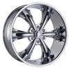 Image of SPECIALS CAR DCENTI DW19B CHROME wheel