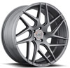 Image of BLAQUE DIAMOND BD THREE ALL GRAPHITE wheel