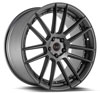 Image of BLAQUE DIAMOND BD FOUR ALL MATTE GRAPHITE wheel