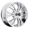 Image of MKW M114C CHROME wheel
