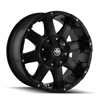 Image of MAYHEM CHAOS BLACK  wheel