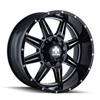 Image of MAYHEM MONSTIR BLACK wheel