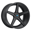 Image of MACH EURO ME1 BLACK wheel