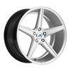 Image of MACH EURO ME1 SILVER wheel