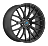 Image of MACH EURO ME11 BLACK wheel