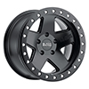 Image of BLACK RHINO CRAWLER BEADLOCK MATTE BLACK wheel