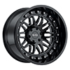 Image of BLACK RHINO FURY BLACK wheel