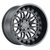 Image of BLACK RHINO FURY wheel