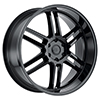 Image of BLACK RHINO KATAVI BLACK wheel