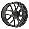 Image of BLACK RHINO KUNENE BLACK DARK TINT wheel