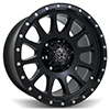 Image of DWG OFFROAD DW10 BLACK wheel