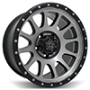 Image of DWG OFFROAD DW10 BLACK MACHINE wheel