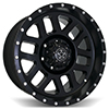 Image of DWG OFFROAD DW11 BLACK wheel