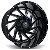 Image of DWG OFFROAD DW13 BLACK wheel