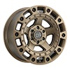 Image of BLACK RHINO CINCO BRONZE wheel