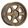 Image of BLACK RHINO RUMBLE BRONZE wheel