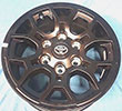 Image of OEM Toyota Tacoma 16in OE Black wheel