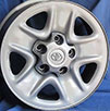 Image of OEM Toyota Tundra Steel wheel