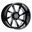Image of BLACK RHINO BLASTER FORGED wheel