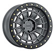 Image of BLACK RHINO DALTON GUNMETAL wheel
