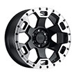 Image of BLACK RHINO GAUNTLET GLOSS BLACK wheel
