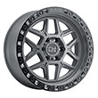 Image of BLACK RHINO KELSO GRAY wheel