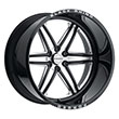 Image of BLACK RHINO MAURAUDER FORGED wheel