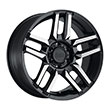 Image of BLACK RHINO MESA MATTE BLACK wheel