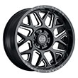 Image of BLACK RHINO REAPER 9in wheel