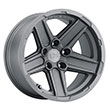 Image of BLACK RHINO RECON GUNMETAL wheel