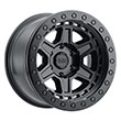 Image of BLACK RHINO RENO BEADLOCK BLACK wheel