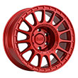 Image of BLACK RHINO SANDSTORM RED wheel