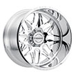 Image of BLACK RHINO TWISTER FORGED POLISHED wheel