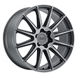 Image of BLACK RHINO WAZA GUNMETAL wheel