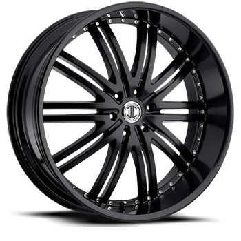 2 CRAVE No11 SATIN BLACK - Matte Black Finish