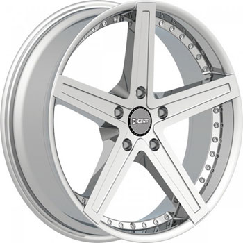 SPECIALS CAR DCENTI DW6A CHROME - Chrome Finish